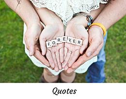 quotes liefde trouwen huwelijk